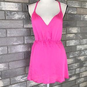 Victorias Secret pink nightie size M